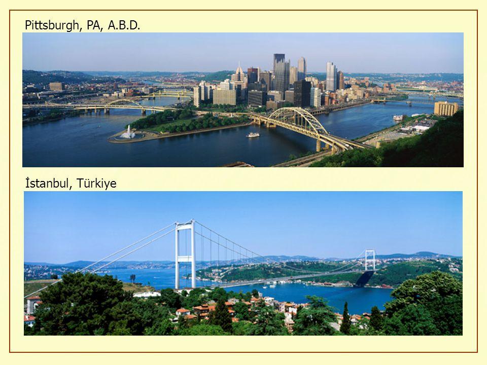 Pittsburgh, PA, A.B.D. İstanbul, Türkiye