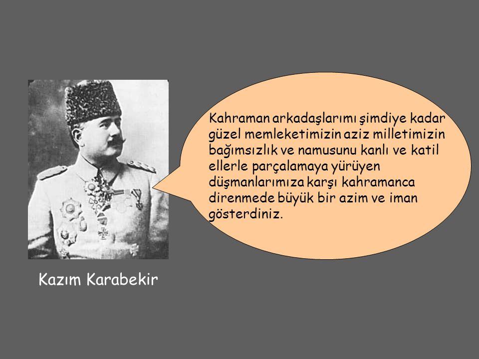 Türk ordusunun Gümrüye kadar ilerlemesi üzerine Ermenistan barış istemek zorunda kaldı.