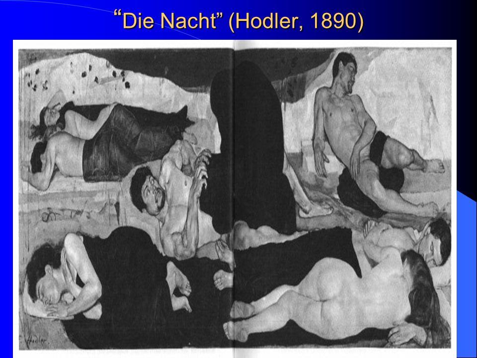 Die Nacht (Hodler, 1890) Die Nacht (Hodler, 1890)