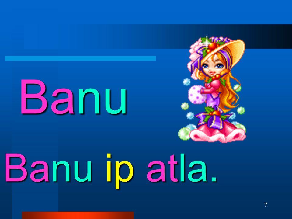 7 Banu Banu ip atla.