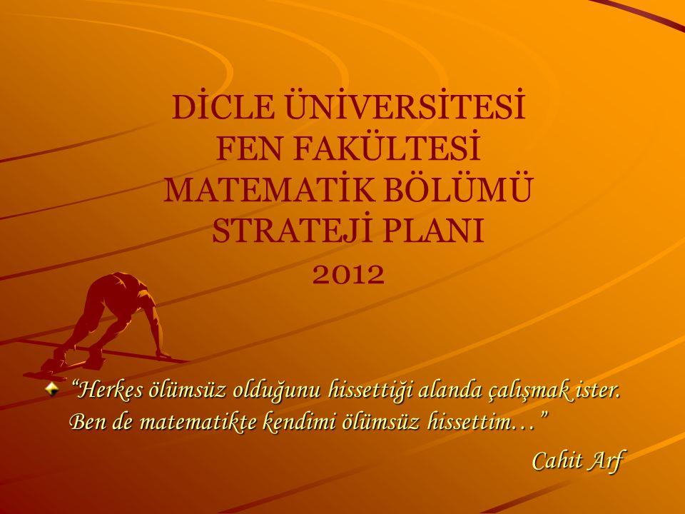 İÇİNDEKİLER Mevcut Durum Vizyonumuz Misyonumuz İlkelerimiz SWOT Analizi Stratejik amaçlarımız