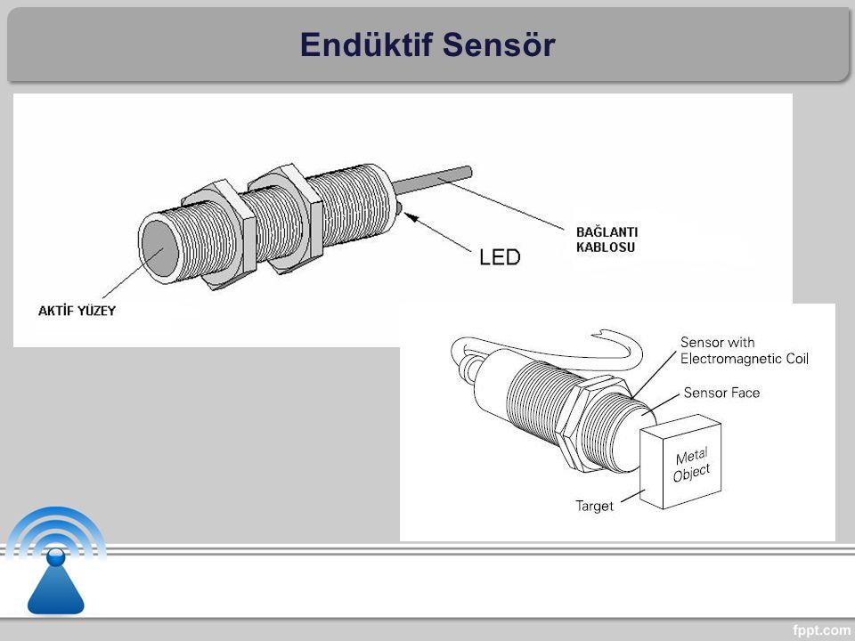 Endüktif Sensör