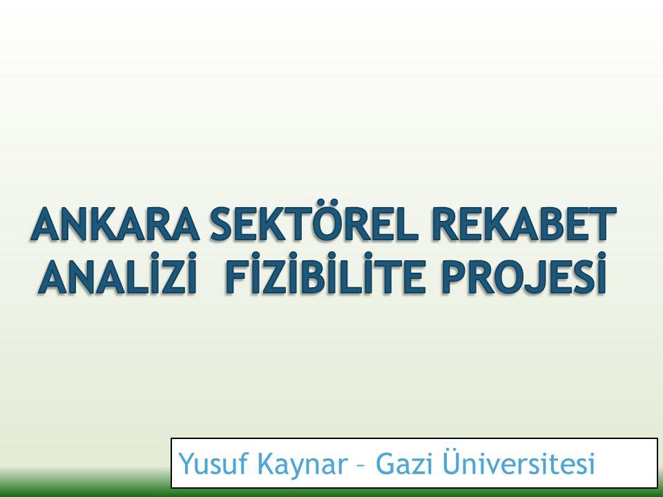 Yusuf Kaynar – Gazi Üniversitesi