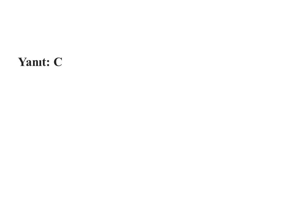 Aşağıdaki cümlelerin hangisinde altı çizili sözcük küçük ünlü uyumuna uymamaktadır.