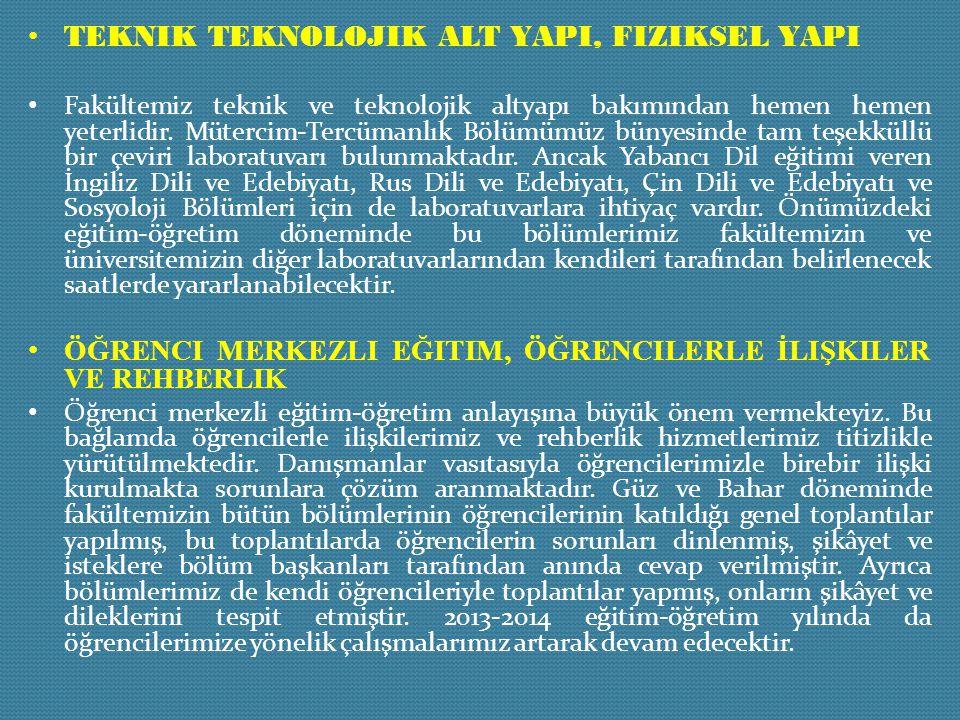 TARİH BÖLÜMÜ Prof.Dr. Remzi ATAOĞLU-Prof. Dr. Kubat TABALDİYEV-Dr.