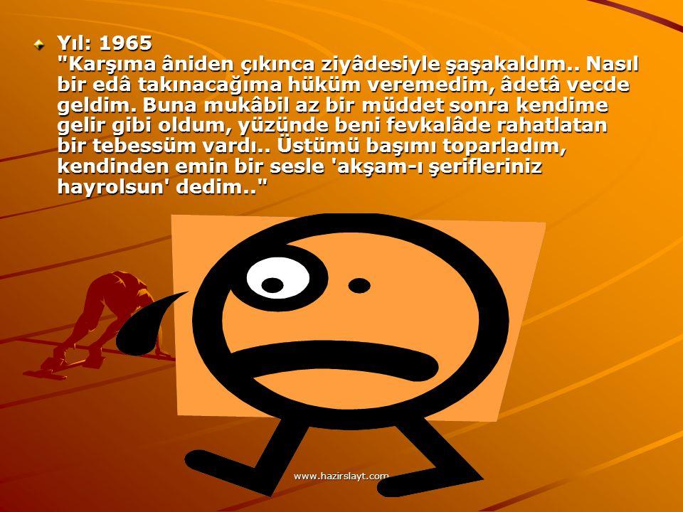 www.hazirslayt.com Her geçen gün Türkçe' nin biraz daha yozlaştırıldığını görüyoruz. Dilimizdeki yabancı kökenli sözcüklerin istilası artarak sürüyor.