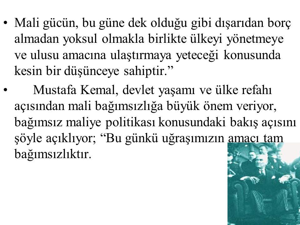 Lozan Antlaşması ve Vergilendirme Yetkisi 1923 yılında Lozan'da toplana konferansta, Türk heyeti İsmet (İnönü) Paşa tarafından temsil edilmiştir.