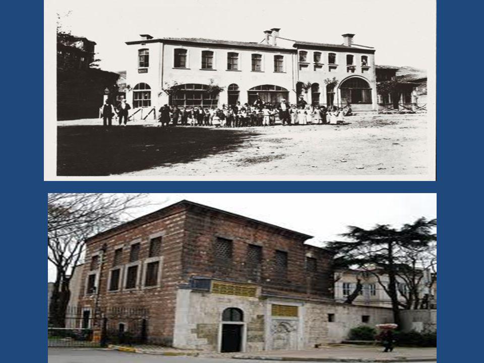 1b-Sıbyan Mektebi: 1b-Sıbyan Mektebi: İlköğretimdir, mahalle mektebi de denir, 5-6 yaşındaki kız ve erkeler alınır, din eğitimi ağırlıklı, zorunlu değildi ama 1824'te II.Mahmut zorunlu hale getirdi.