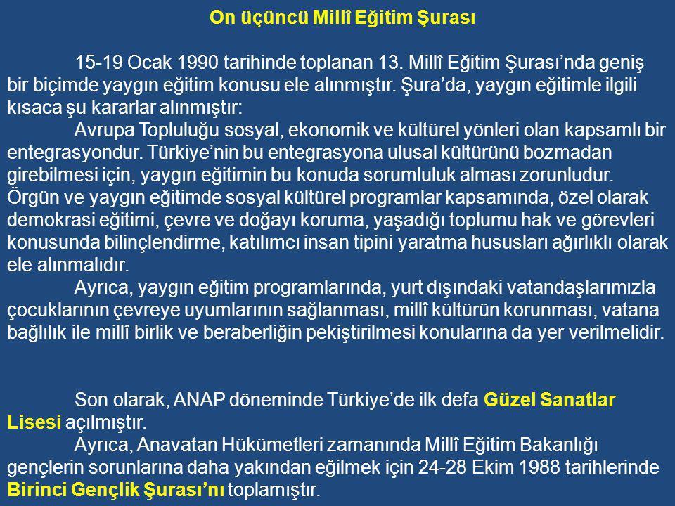 Anavatan Partisi'nin parti programına bakıldığında, Partinin muhafazakarlık anlayışı Türk toplumunun millî, manevî ve ahlâkî değerlerine, kültürüne, tarihine, örf, âdet ve geleneklerine bağlılığı içermektedir.