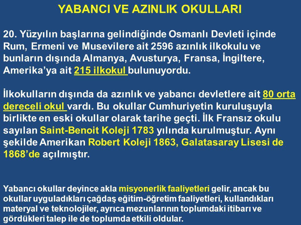 *Usul-i Cedide hareketi sürecinde, eğitim bilimleri alanında ilk sayılabilecek eserler yazılmıştır: İlm-i Terbiye Eftal (Selim Sabit Efendi, 1870) Renüma-yı Muallimin (Selim Sabit Efendi, 1870) Rehber-i Tedris ve Terbiye (Musa Kazım, 1897) Usul-i Talim ve Terbiye Dersleri (Ayşe Sıdıka Hanım, 1897) gibi Başta Mustafa Kemal olmak üzere Usul-i Cedide okullarında yetişen elit Meşrutiyet ve Cumhuriyet aydınlanmasının öncüleri oldu.