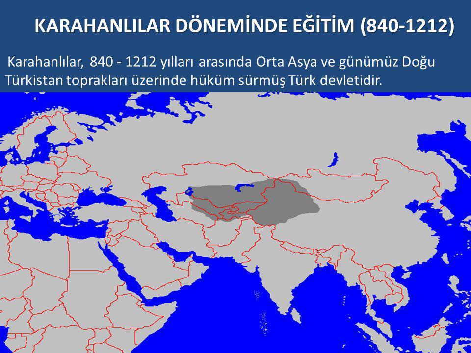 Göktürkler ve Uygurlar gelişmiş bir alfabe ve yazı diline sahiptiler.