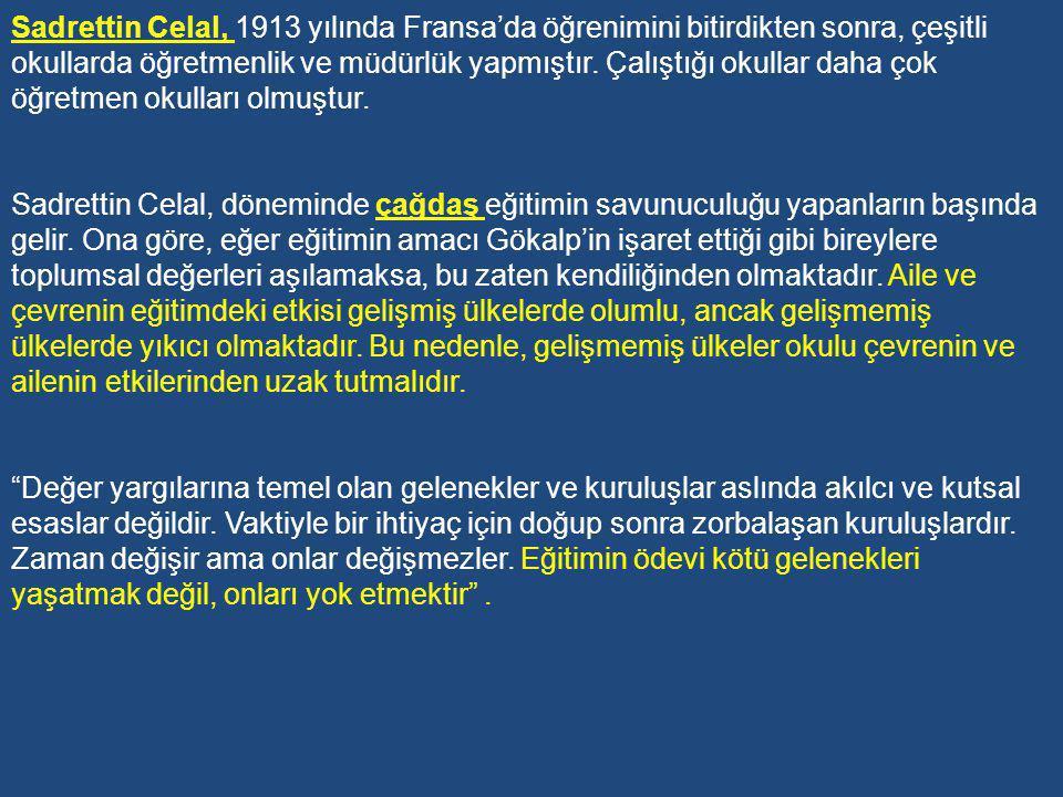 İsmail Mahir Efendi ise 1914 yılında Osmanlı Mebuslar Meclisinde yaptığı konuşmada düşüncelerini şöyle dile getirir: Bu gidişle ancak 150 yılda milli eğitimimizi kurabiliriz.