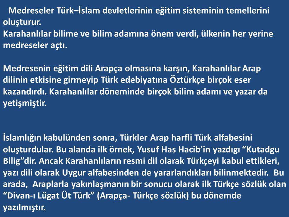 Türkler Ortadoğu ya iyice girmek istediklerinde, karşılarına Araplar değil şii İranlılar çıktı.
