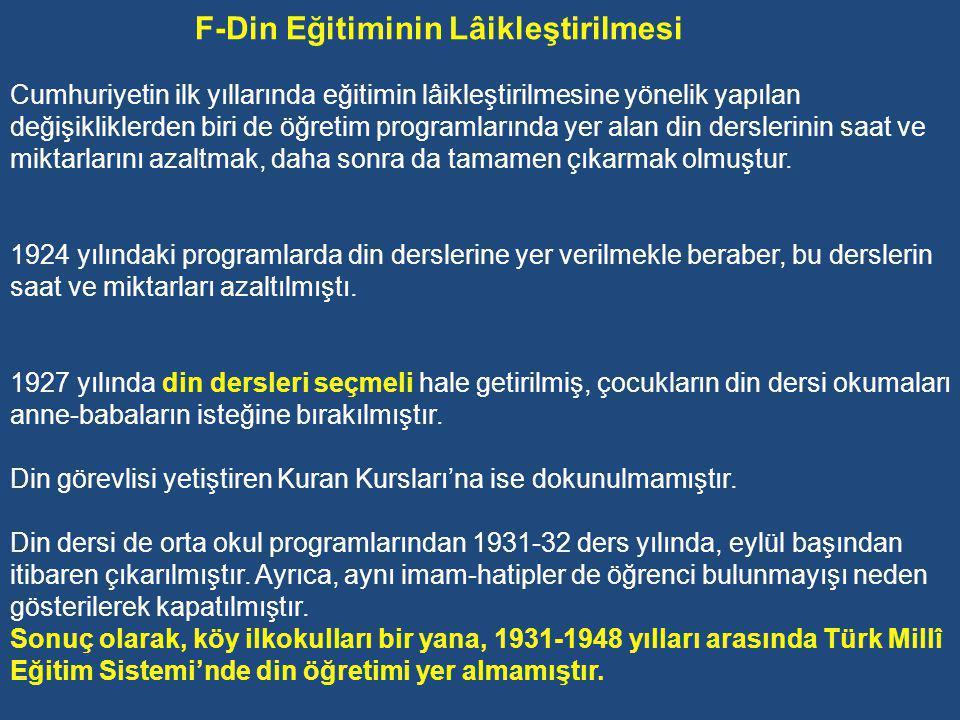1932 yılında Ankara'da tarihçilerin katıldığı ilk Türk Tarih Kongresi'nde yeni tarih anlayışı kısaca şöyle belirlendi: Türk Milletinin tarihi şimdiye kadar yazıldığı gibi, yalnız Osmanlı tarihinden ibaret değildir.
