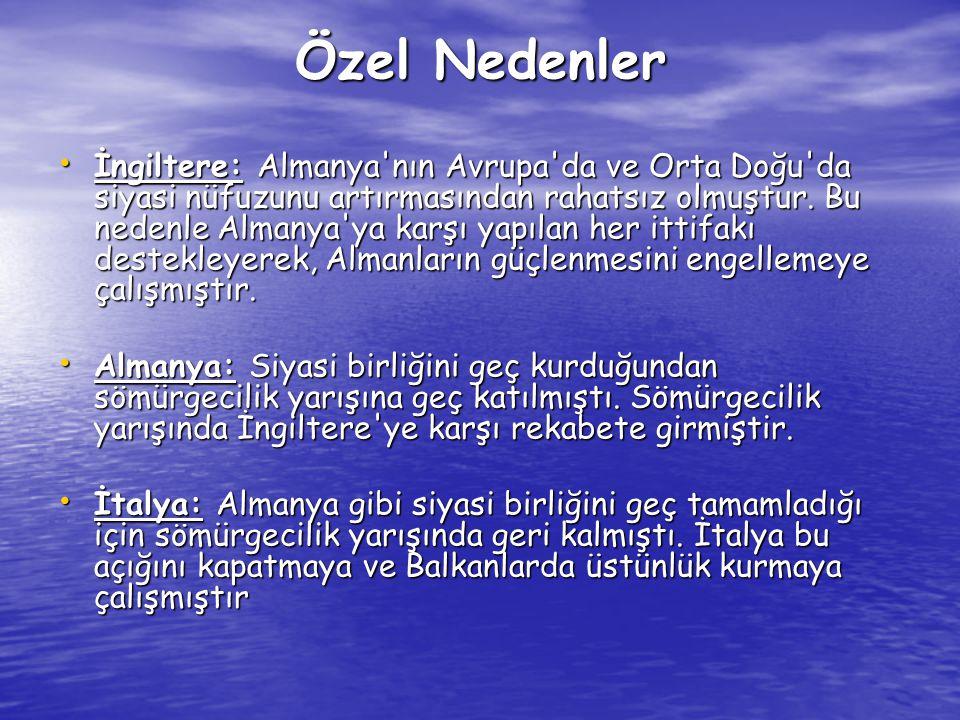 İzmir'in İşgali (15 Mayıs 1919) Paris Barış Konferansında İzmir ve çevresinin Yunanistan'a verilmesi üzerine Yunanistan 15 mayıs 1919 da İzmir'i işgal etmiştir.