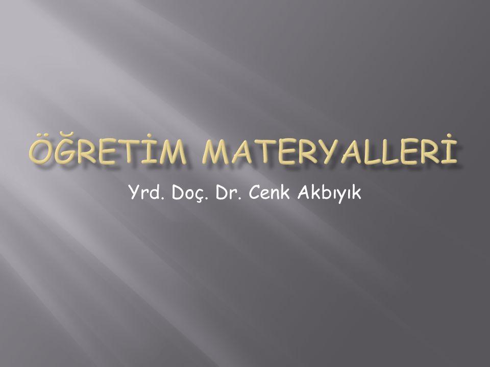 Materyal Materyal, yazılı, sözlü, görüntülü, kaydedilmiş her türlü belge olarak tanımlanmaktadır.