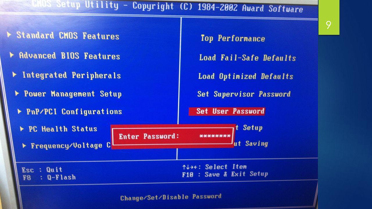Windows açılışına nasıl parola tanımlanır.