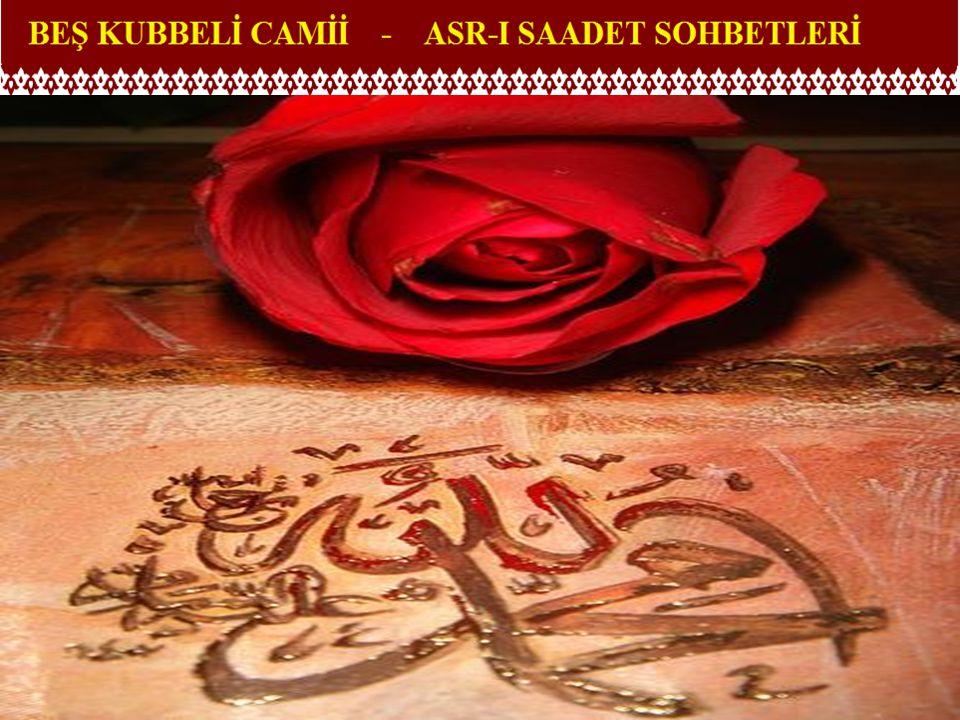 MEDİNE'DE BEDİR SAVAŞI KAZANILDI. (624) İSLAM'IN İLK ZAFERİ.