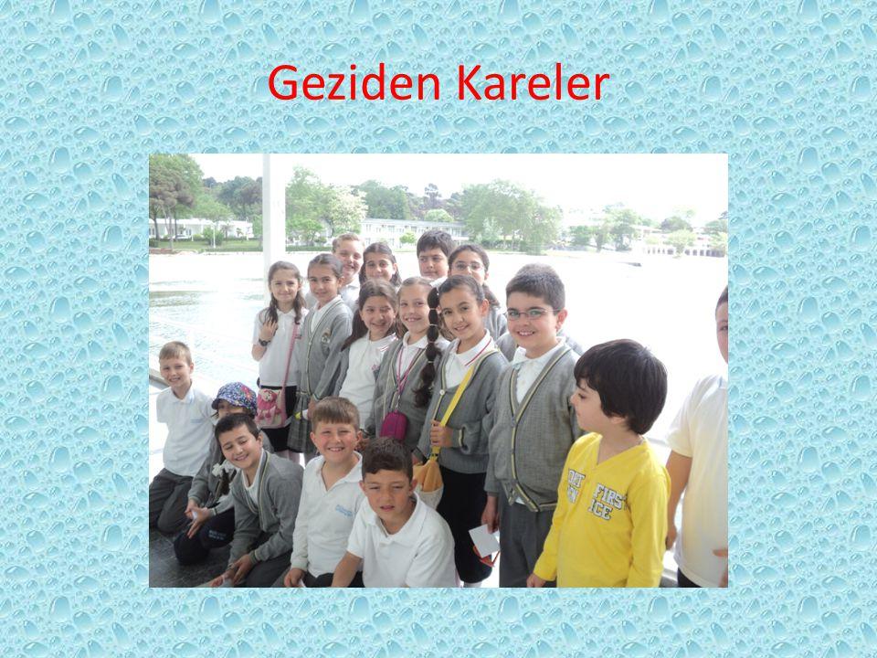 Geziden Kareler