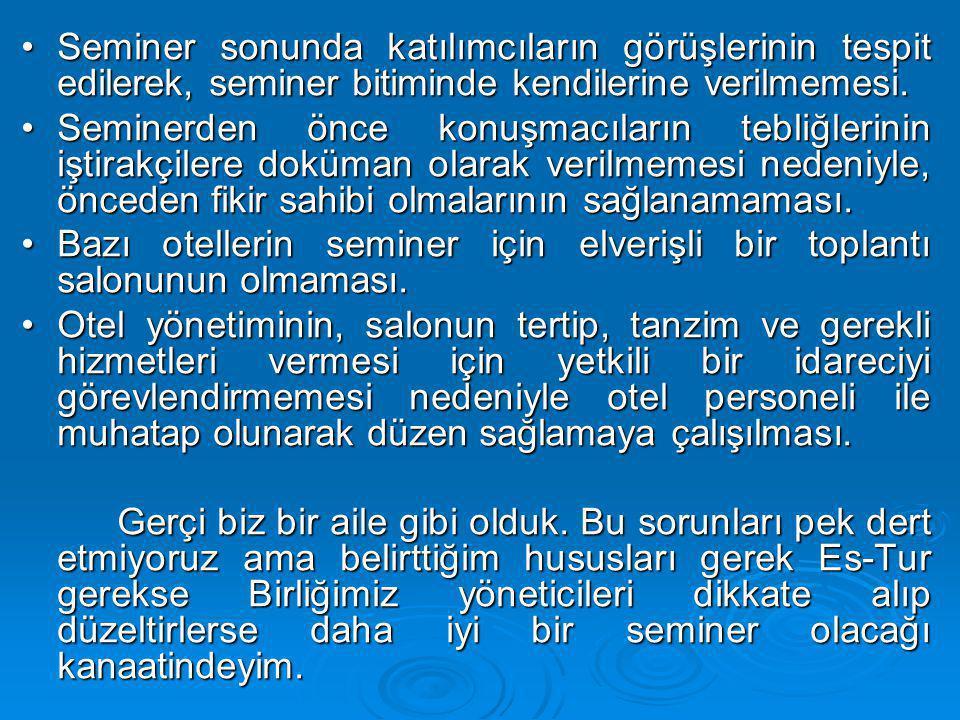 Yurt Dışı Gezi ve Ziyaretler: Bu konuda Sayın Üzeyir GARİH'ten alıntılar yaparak faydalı olmaya çalışalım.
