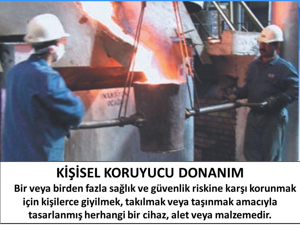 YASAL DAYANAK 97/9196 sayılı Türk ürünlerinin ihracatının Arttırılmasına Yönelik Teknik Mevzuatı Hazırlayacak Kurumların Belirlenmesine ilişkin Bakanlar Kurulu Kararı gereği Kişisel Koruyucu Donanımlar, Çalışma ve Sosyal Güvenlik Bakanlığı'nın sorumluluğuna verilmiştir.