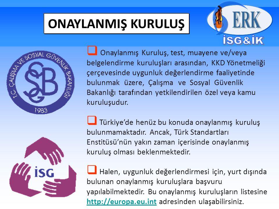ULUSAL STANDART - PİYASA Uyumlaştırılmış Ulusal Standart: Bir uyumlaştırılmış Avrupa standardını uyumlaştıran ve Türk Standartları Enstitüsü tarafından Türk standardı olarak kabul edilip yayımlanan standarttır.