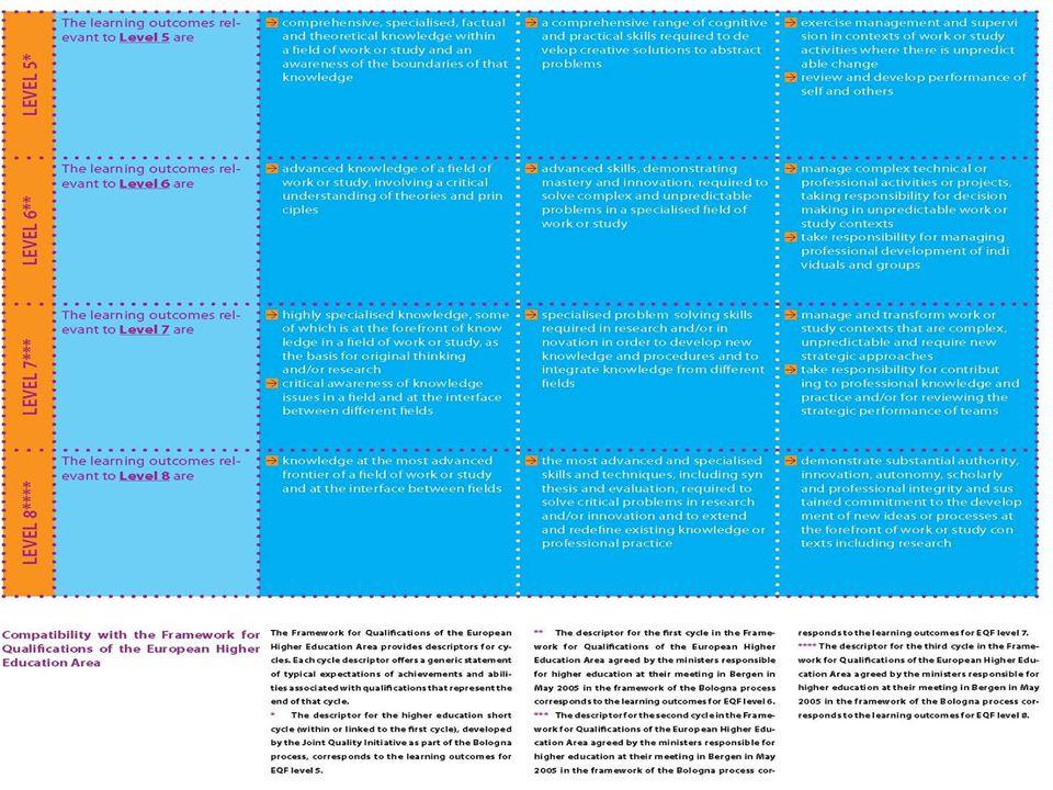 Seviye Seviye Tanımlayıcı Yeterlilik Örnekleri BilgiBeceriYetkinlik 8.