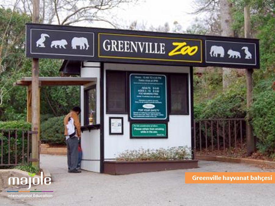 Greenville hayvanat bahçesi