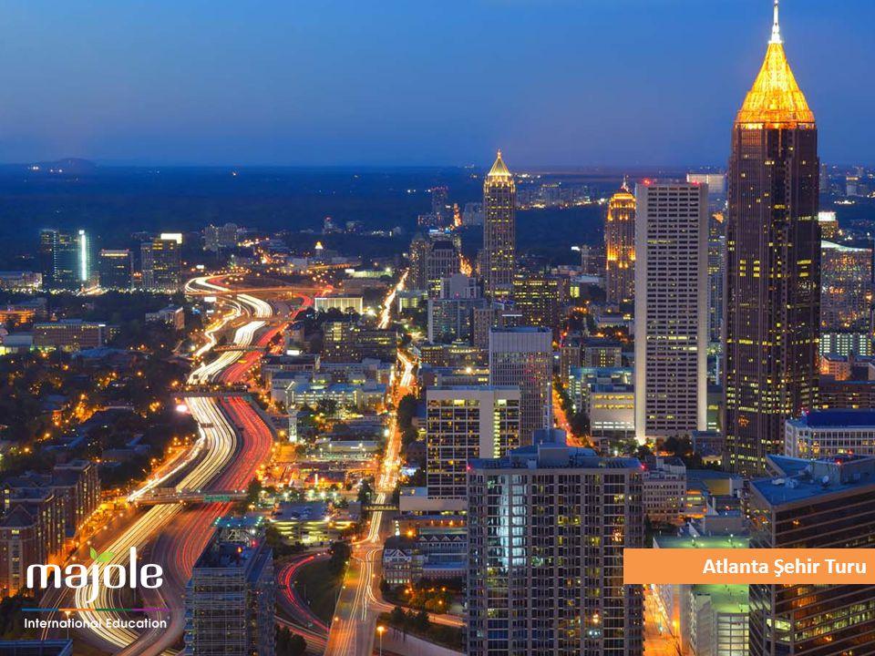 Atlanta Şehir Turu