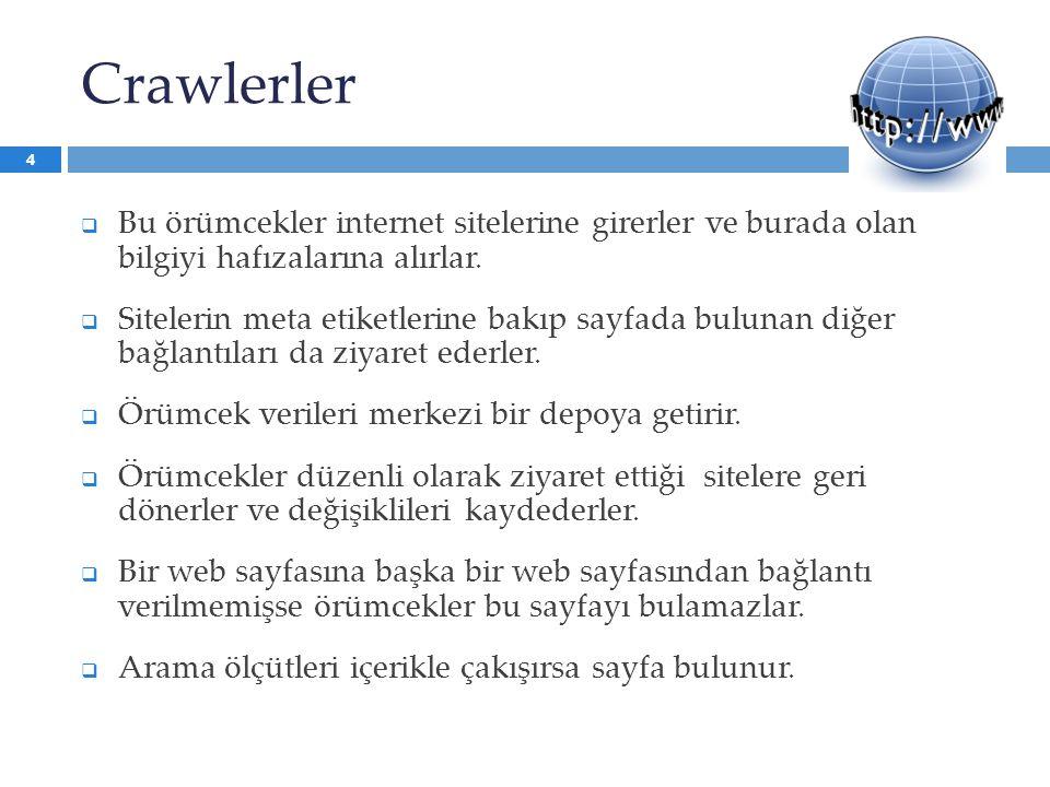 Crawlerler 5