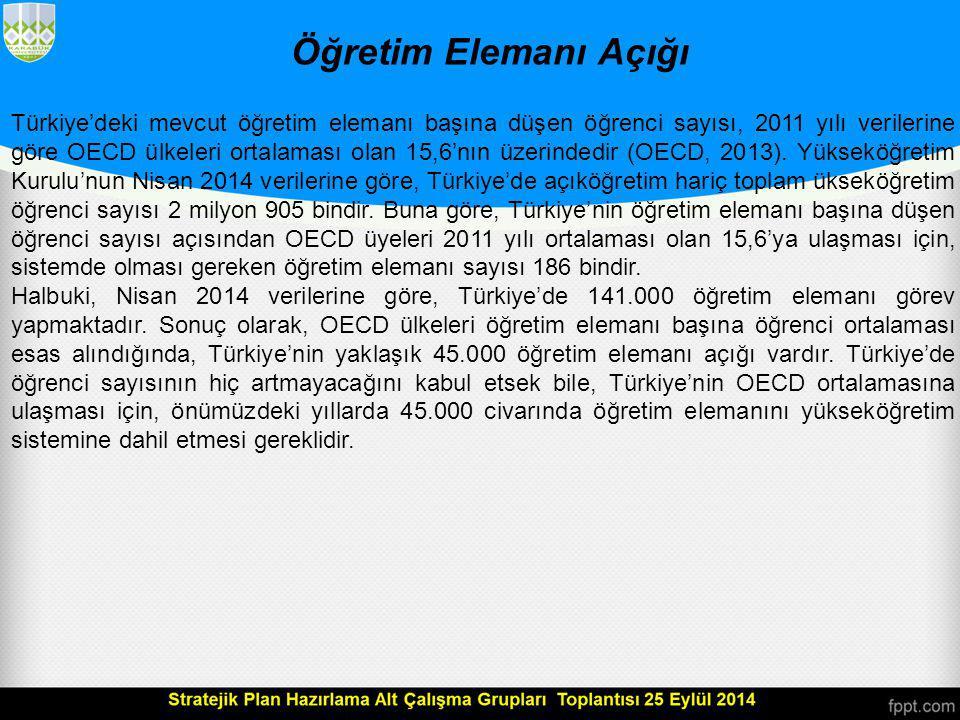 Akademik Yayın Performansı (1980-2012) Özetle ifade etmek gerekirse, Türkiye'nin uluslararası yayın sayısı sürekli bir artış eğiliminde olmuştur.