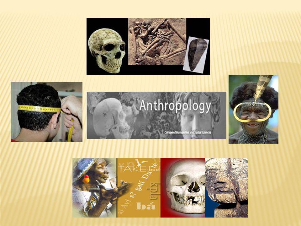 En geniş anlamda insan bilimi olarak bilinen Antropoloji, son yüzyılda kendine has yöntemleri ve bakış açısıyla çok hızlı büyüyen, en genç bilim dallarından biridir.