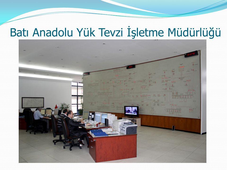 Batı Anadolu Yük Tevzi İşletme Müdürlüğü