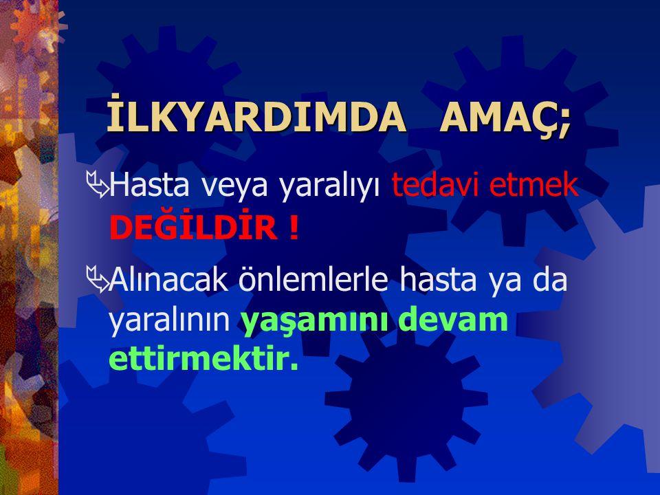 ELEKTRİK ÇARPMASINDA İLKYARDIM  ÖNCE KENDİ GÜVENLİĞİNİZ  DOKUNMA!.