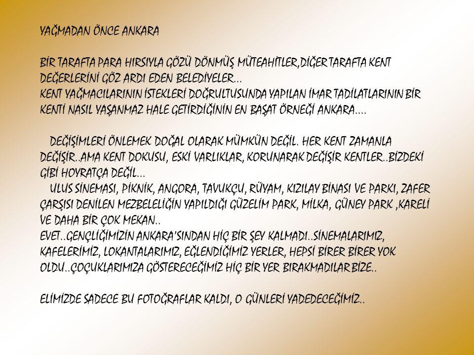 HAZIRLAYAN : ABDULLAH TAVMEN