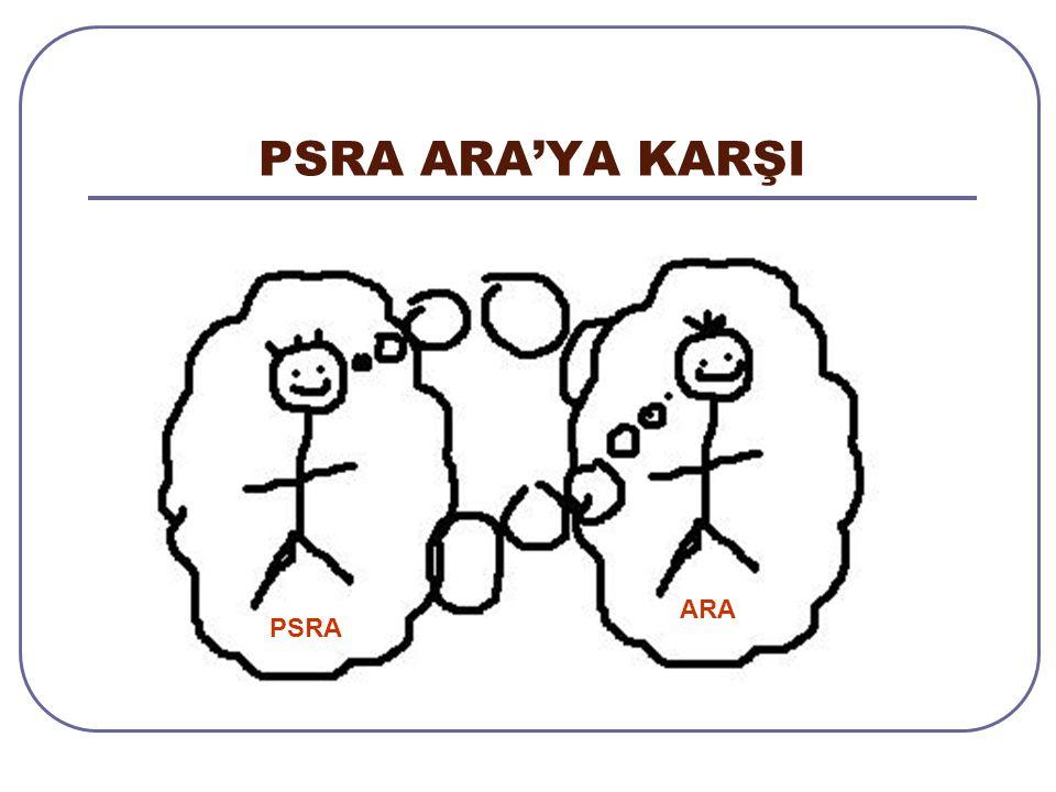 PSRA ARA