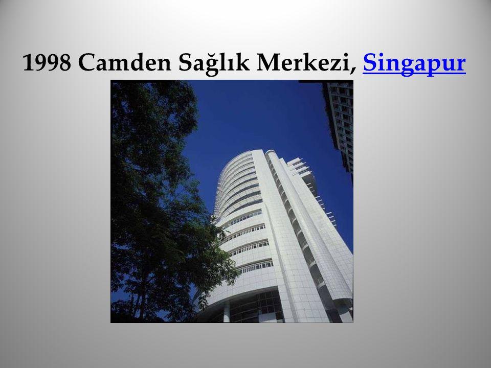 1998 Camden Sağlık Merkezi, SingapurSingapur