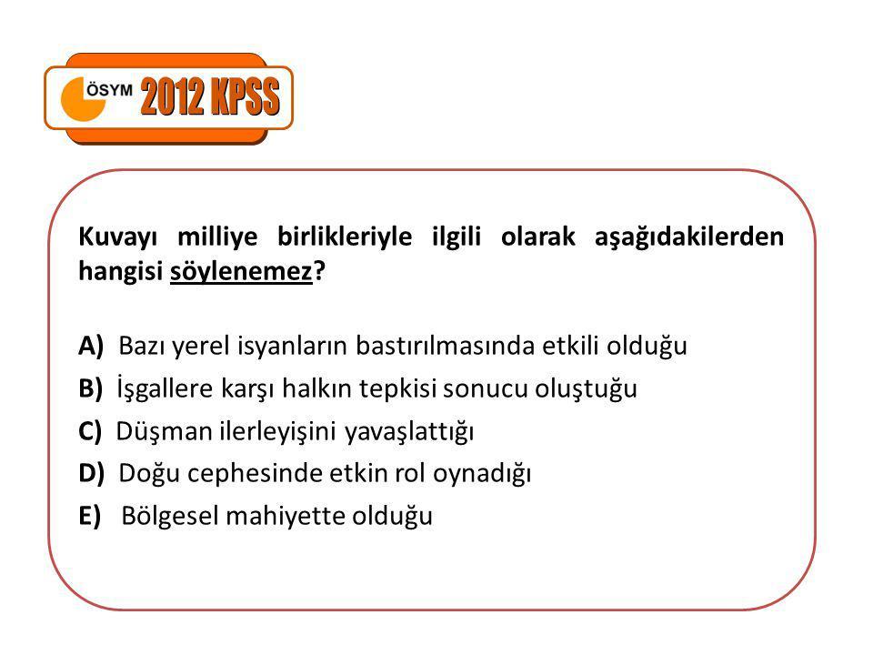 Aşağıdakilerden hangisi, Erzurum Kongresi'nin toplanmasının nedenlerinden biri değildir.