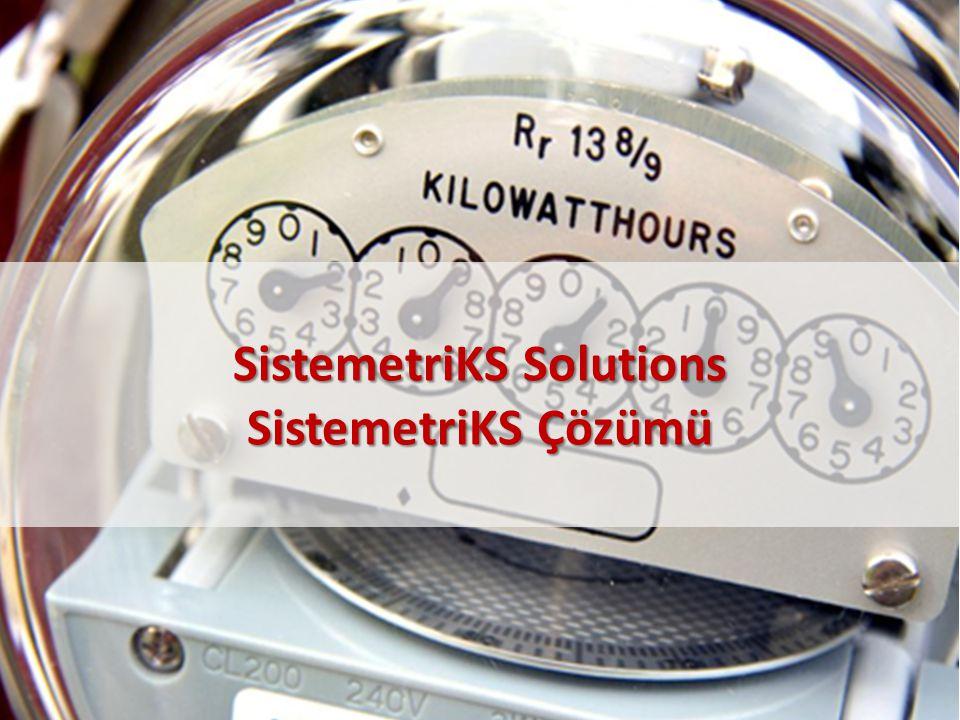 SistemetriKS Solutions SistemetriKS Çözümü