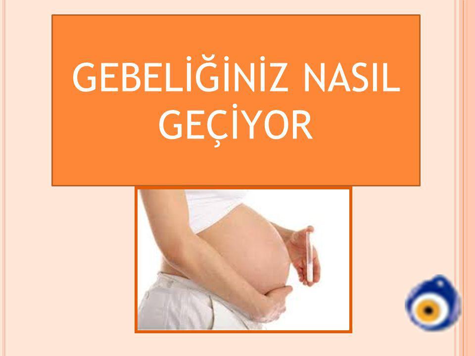 DOĞUM SONU AŞI VE UYGULAMALAR Göz probleminin gelişmemesi için göz damlası veya merhemi uygulanması K vitamini uygulaması Hepatit B aşısı yapılması doğumda yapılan tıbbi uygulamalardır.