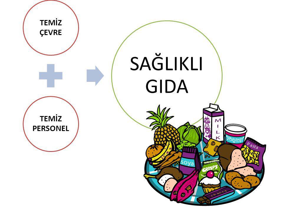 Soyunma dolapları da mikroplar için iyi bir barınma ortamıdır.