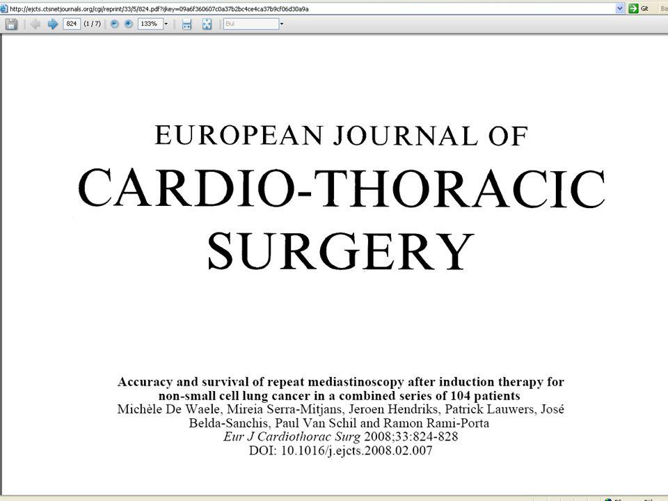 Copyright ©2008 European Association for Cardio-Thoracic Surgery.