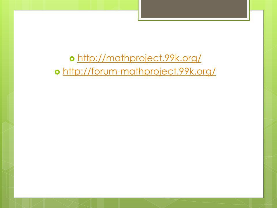 http://mathproject.99k.org/ http://mathproject.99k.org/  http://forum-mathproject.99k.org/ http://forum-mathproject.99k.org/