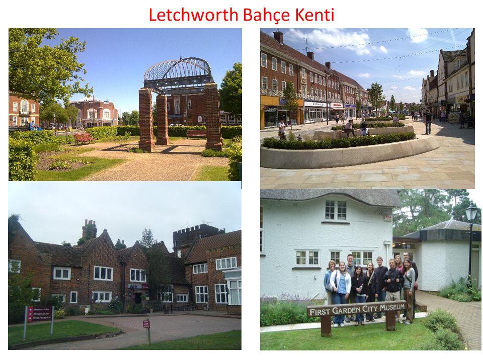 Letchworth Bahçe Kenti