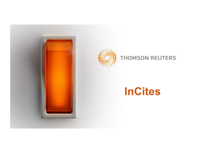 InCites Create Custom Reports Örnek Rapor 1: Source Article Listing