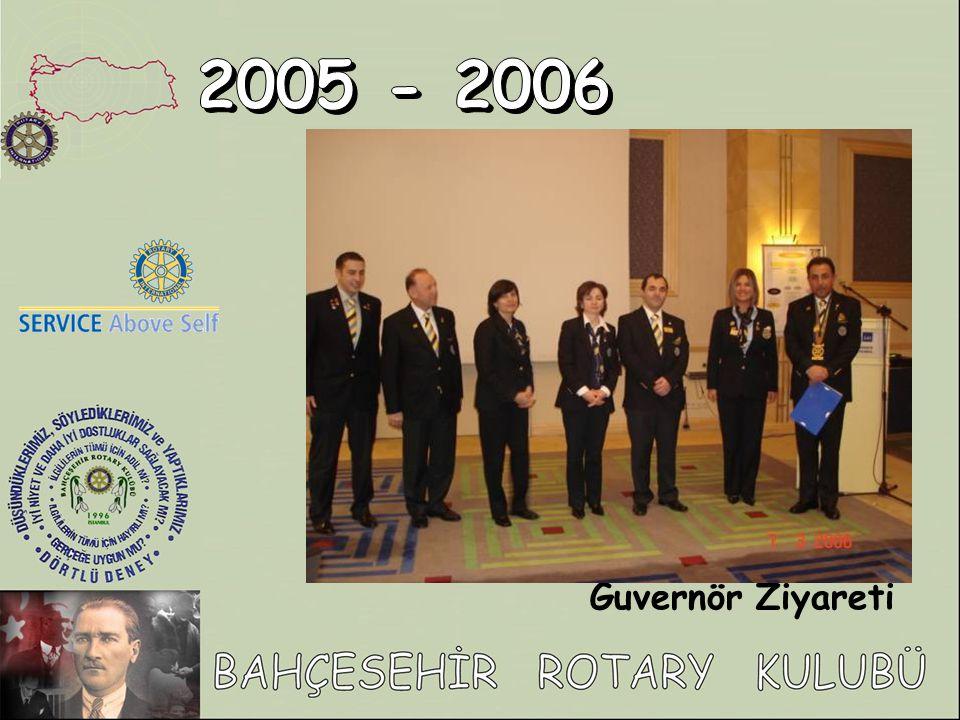 Guvernör Ziyareti