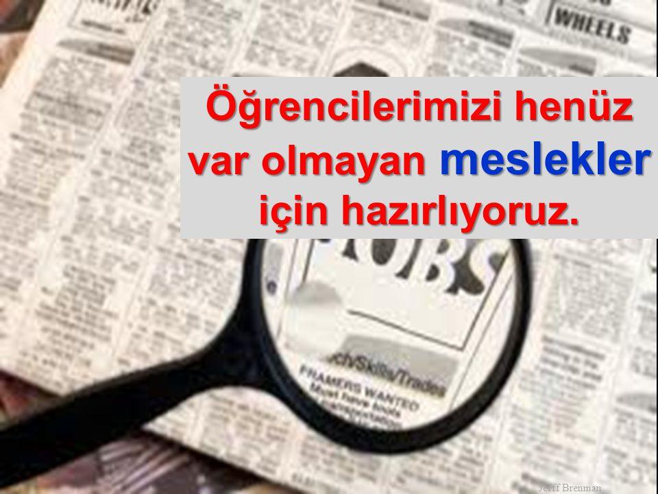Mekan: ortaokul 8. sınıf Türk Çocuklarına Sormuşlar