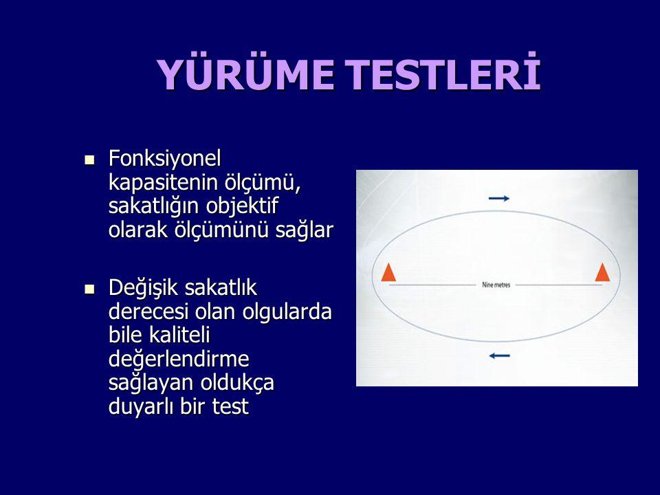 TESTİN AVANTAJLARI 6 ve 12.dk.