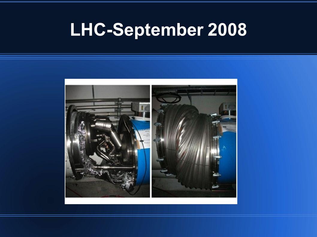 LHC-September 2008