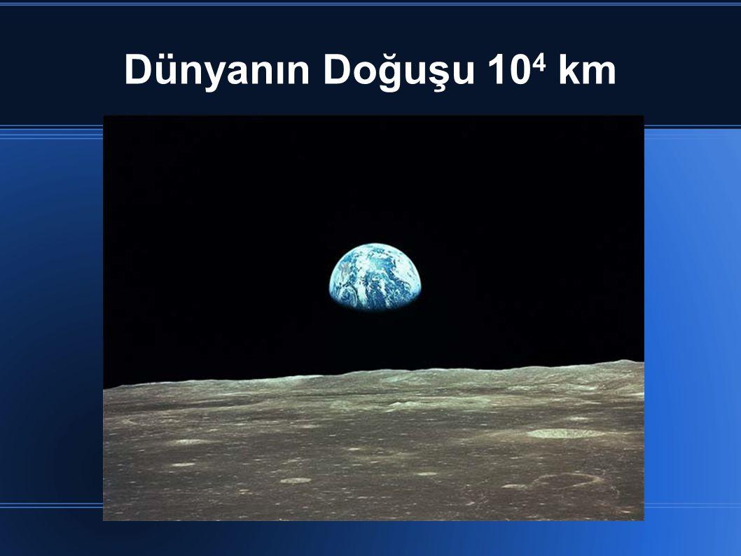 Dünyanın Doğuşu 10 4 km